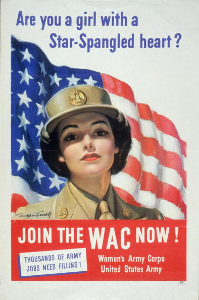 """Women's Forces「'Are You A Girl With Star-Spangled Heart""""」:写真・画像(3)[壁紙.com]"""