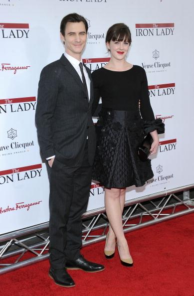 "Larry Harry「""The Iron Lady"" New York Premiere - Arrivals」:写真・画像(11)[壁紙.com]"