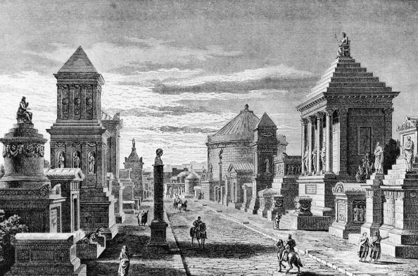 Ancient Civilization「The Appian Way」:写真・画像(18)[壁紙.com]