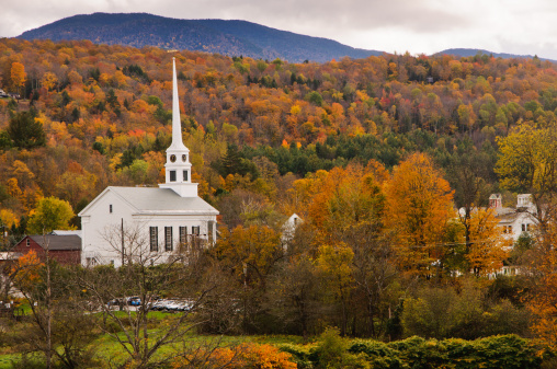 Stowe - Vermont「Stowe , Vermont」:スマホ壁紙(19)