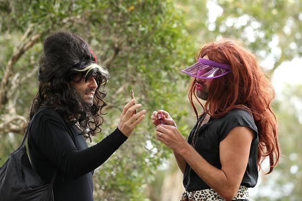 Centennial Park - Sydney「Runners Frock Up For The Little Black Dress Run」:写真・画像(2)[壁紙.com]