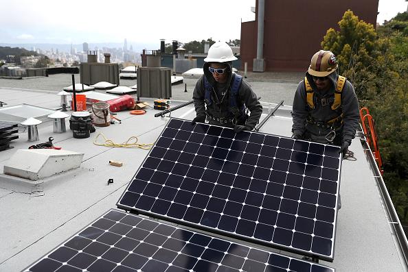 カリフォルニア州「California's Energy Commission To Vote On Solar Panel Mandate For New Homes」:写真・画像(5)[壁紙.com]