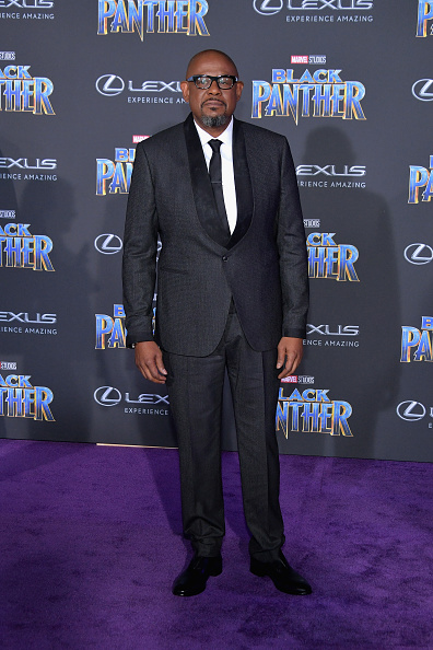 "Film Premiere「Premiere Of Disney And Marvel's ""Black Panther"" - Arrivals」:写真・画像(8)[壁紙.com]"