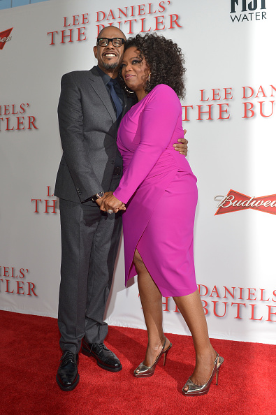 Black Color「LEE DANIELS' THE BUTLER Los Angeles Premiere, Hosted By TWC, Budweiser And FIJI Water, Purity Vodka And Stack Wines - Red Carpet」:写真・画像(18)[壁紙.com]
