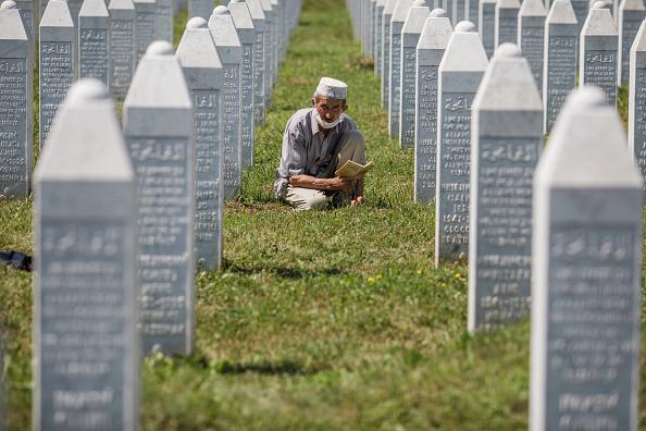 Religion「25th Anniversary Commemorations Of The Srebrenica Massacre」:写真・画像(1)[壁紙.com]