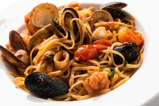 Cherry Tomato「Italian Seafood Pasta」:スマホ壁紙(7)