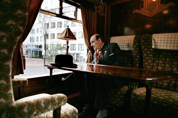 Wood Paneling「Agatha Christie on Orient Express」:写真・画像(5)[壁紙.com]