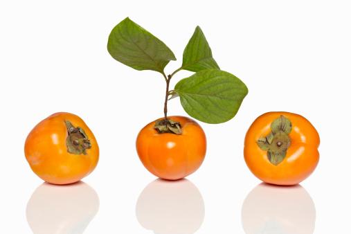 柿「Persimmons」:スマホ壁紙(1)