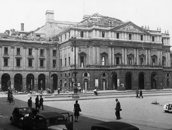 Milan「La Scala Damaged」:写真・画像(11)[壁紙.com]