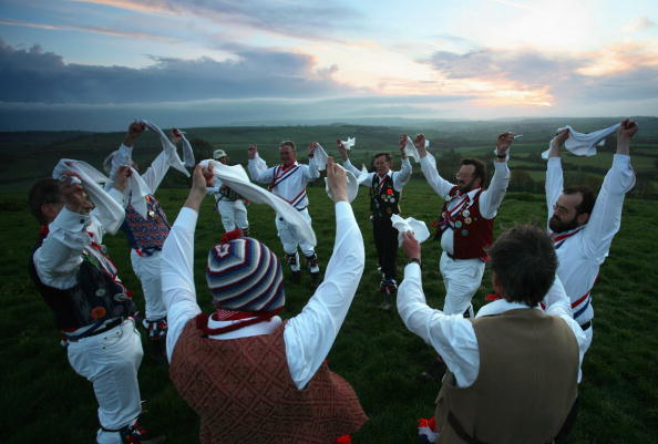 Somerset - England「Morris Men See In The May Day Dawn」:写真・画像(18)[壁紙.com]