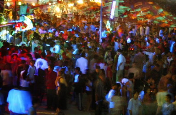 Clubbing「Full Moon Party In Thailand」:写真・画像(16)[壁紙.com]