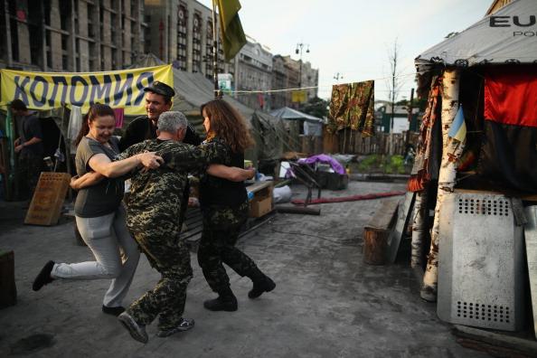 Dan Kitwood「Ukraine Prepares For Forthcoming Presidential Elections」:写真・画像(2)[壁紙.com]
