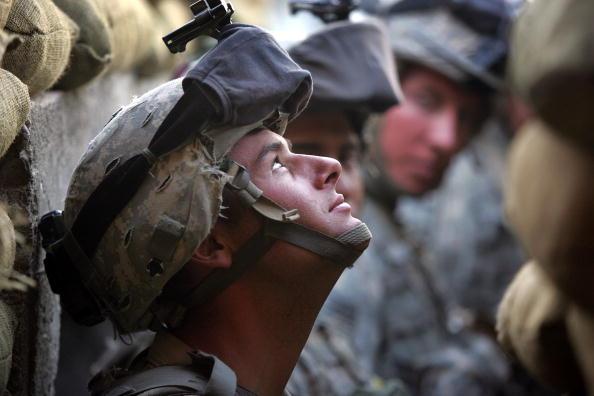 Sand Trap「U.S. And Afghan Forces Hunt Taliban On Pakistan Border」:写真・画像(3)[壁紙.com]