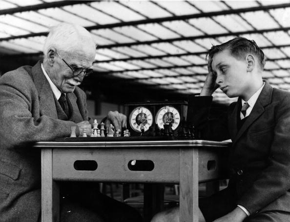 Harry Todd「Chess Congress」:写真・画像(18)[壁紙.com]