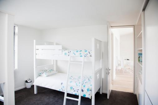 子供「2 段ベッド、お子様用のベッドルーム」:スマホ壁紙(8)