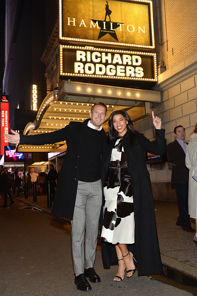 American Express「American Express Celebrates The New Platinum Card With Hamilton Takeover Experience In New York City」:写真・画像(15)[壁紙.com]