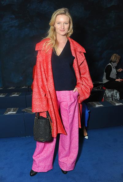 ロンドンファッションウィーク「Front Row & Celebrities: Day 4 - LFW AW16」:写真・画像(1)[壁紙.com]