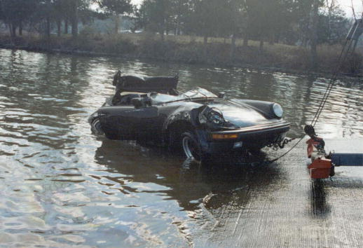 Mountain「Actor Nicolas Cages Porsche Found in Lake」:写真・画像(7)[壁紙.com]