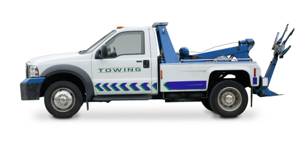 Emergency Services Vehicle「Tow truck」:スマホ壁紙(8)