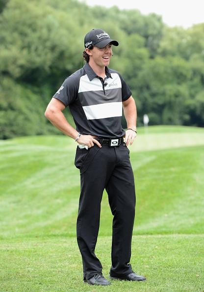 Casual Clothing「Jumeirah Brand Ambassador Rory McIlroy Hosts Junior Golf Clinic For City Parks Foundation」:写真・画像(15)[壁紙.com]