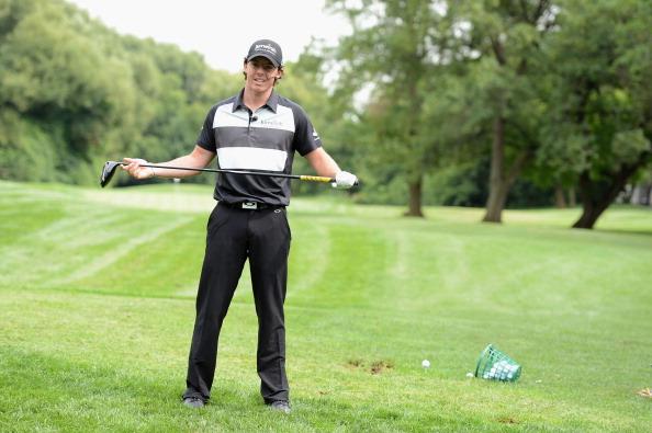 Casual Clothing「Jumeirah Brand Ambassador Rory McIlroy Hosts Junior Golf Clinic For City Parks Foundation」:写真・画像(14)[壁紙.com]