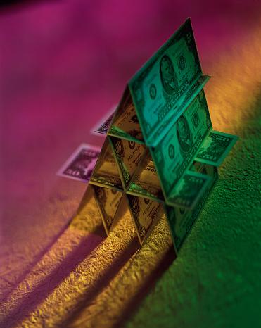 Economic fortune「House of dollars」:スマホ壁紙(8)