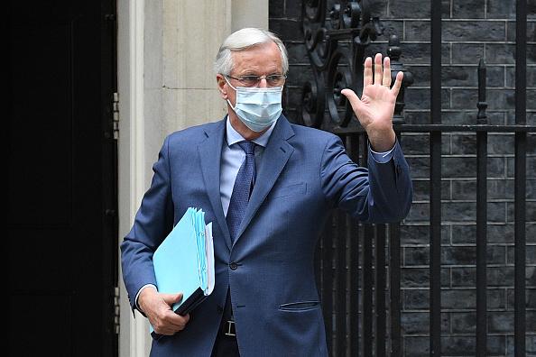 Brexit「Michel Barnier Visits His UK Counterpart For Further Brexit Talks」:写真・画像(13)[壁紙.com]