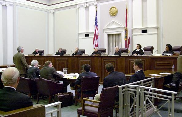 Tallahassee「Florida Supreme Court Hears Oral Arguments」:写真・画像(15)[壁紙.com]
