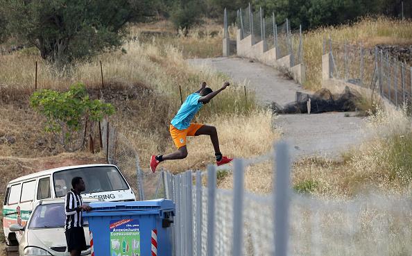 Lesbos「Refugees Remain Stranded On Lesbos」:写真・画像(3)[壁紙.com]