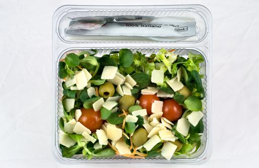 Salad「Mix salad with parmesan, oil, salt and pepper」:スマホ壁紙(19)