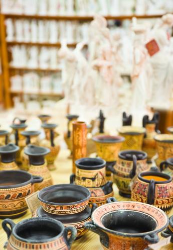 Gift Shop「Ceramics souvenir shop」:スマホ壁紙(12)