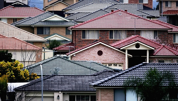 Residential District「Housing Market Fears As Interest Rates Rise」:写真・画像(6)[壁紙.com]