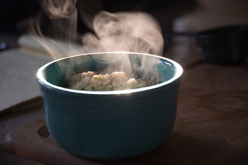 Bowl「Hot  Oatmeal」:スマホ壁紙(9)