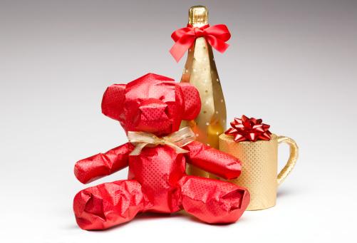 Enjoyment「Wrapped christmas gifts」:スマホ壁紙(6)