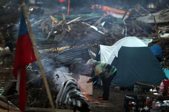 The Natural World「Chile Faces Major Destruction After Massive 8.8 Earthquake」:写真・画像(9)[壁紙.com]