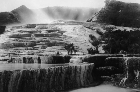 White Color「Pink & White Terraces」:写真・画像(2)[壁紙.com]
