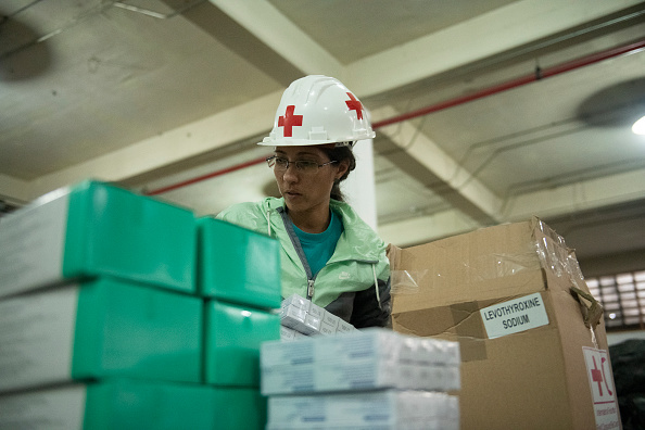 Charity and Relief Work「Red Cross Distributes Second Shipment of Aid in Venezuela」:写真・画像(16)[壁紙.com]