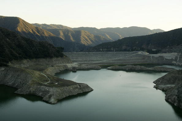 Azusa - California「Record High Temperatures Exacerbate Drought as Strange Weather Plagues Los Angeles County」:写真・画像(1)[壁紙.com]