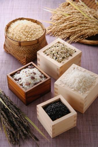 Masu「Assorted uncooked rice」:スマホ壁紙(17)