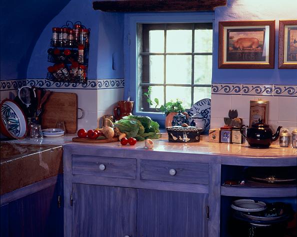 新鮮「Fresh vegetables on the counter of a kitchen」:写真・画像(11)[壁紙.com]