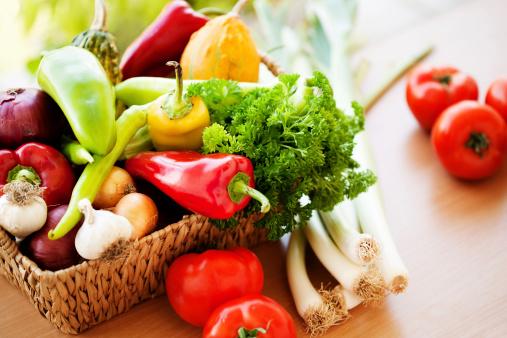 Homegrown Produce「Fresh vegetables」:スマホ壁紙(12)