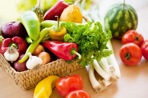 Homegrown Produce「Fresh vegetables」:スマホ壁紙(13)