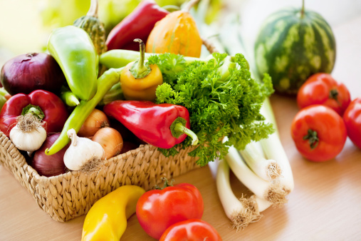 新鮮「新鮮な野菜」:スマホ壁紙(14)