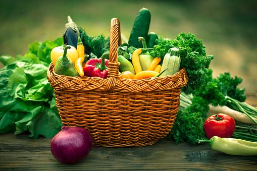 Homegrown Produce「Fresh vegetables」:スマホ壁紙(3)