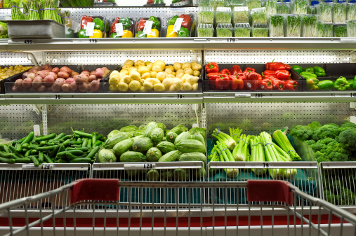 Market Stall「Fresh Vegetables」:スマホ壁紙(15)