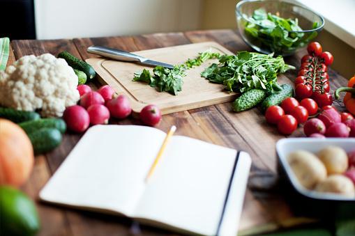 Raw Food「Fresh vegetables」:スマホ壁紙(13)