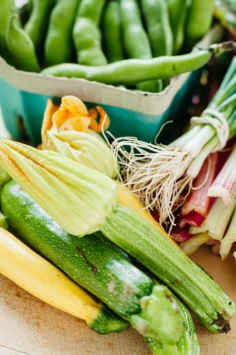 Bush Bean「Fresh Vegetables from the Farm」:スマホ壁紙(2)