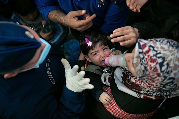 Mother Board「Migrants Continue To Arrive In Hungary」:写真・画像(9)[壁紙.com]