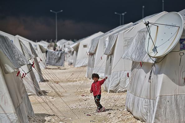 Şanlıurfa「Syrian Refugees Seek Shelter In Turkish Camps」:写真・画像(14)[壁紙.com]
