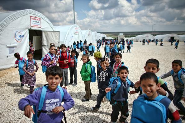 Şanlıurfa「Syrian Refugees Seek Shelter In Turkish Camps」:写真・画像(16)[壁紙.com]